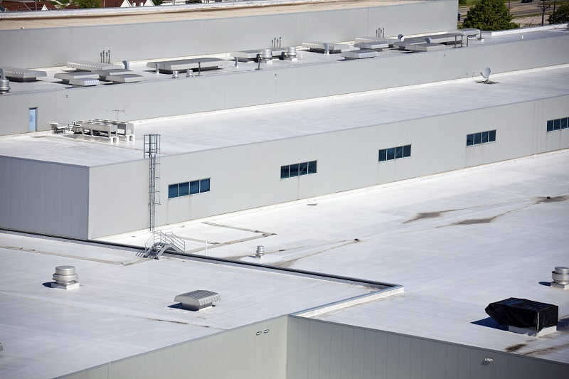 Energy Efficient Roofing Materials for Commercial Structures