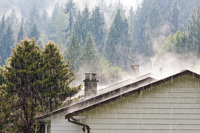 Preparing your Roof System for April Rain Showers