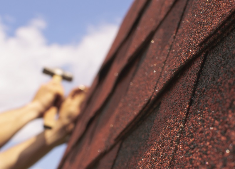 To Repair or Replace Residential Roof System