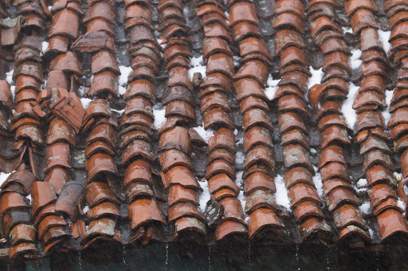 North Texas Hail Storm Damages Roofing Systems
