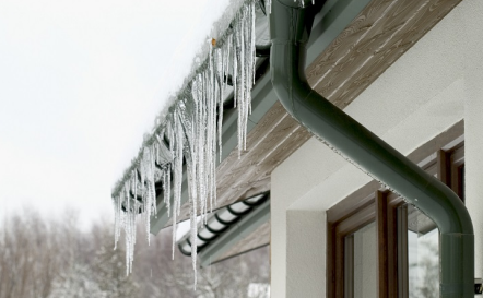 Winter Weather Effects on North Texas Roofs