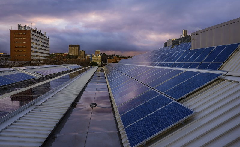 Sustainable Solutions for Commercial Roofing